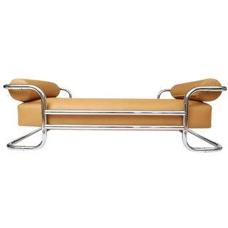 Bauhaus Camel Daybed Sofa
