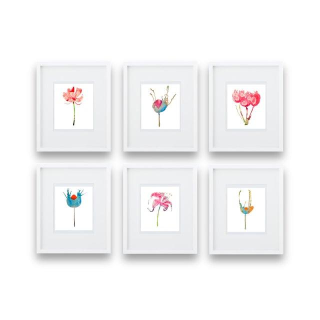 Botanical Art Print Grouping - Set of 6 - Image 2 of 8