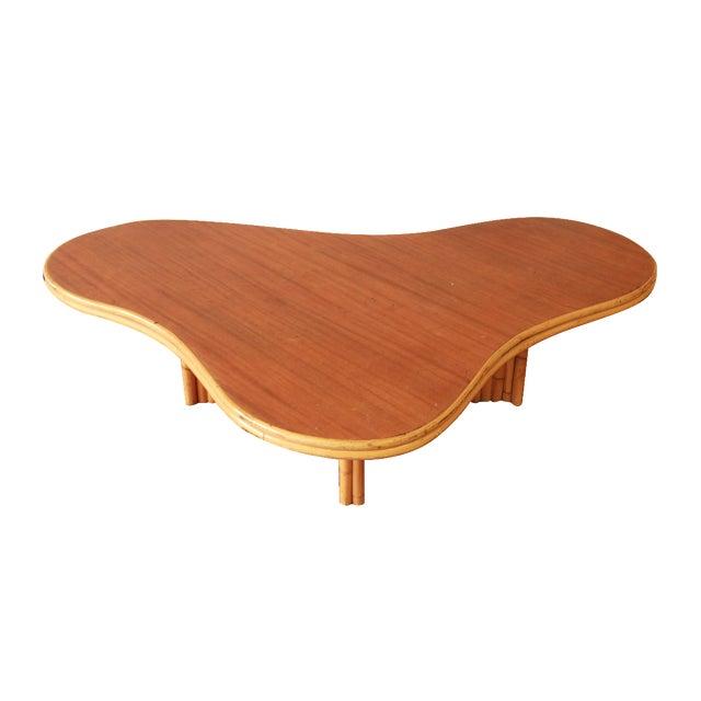 Mid-Century Ritts Tropitan Organic Coffee Table - Image 1 of 6