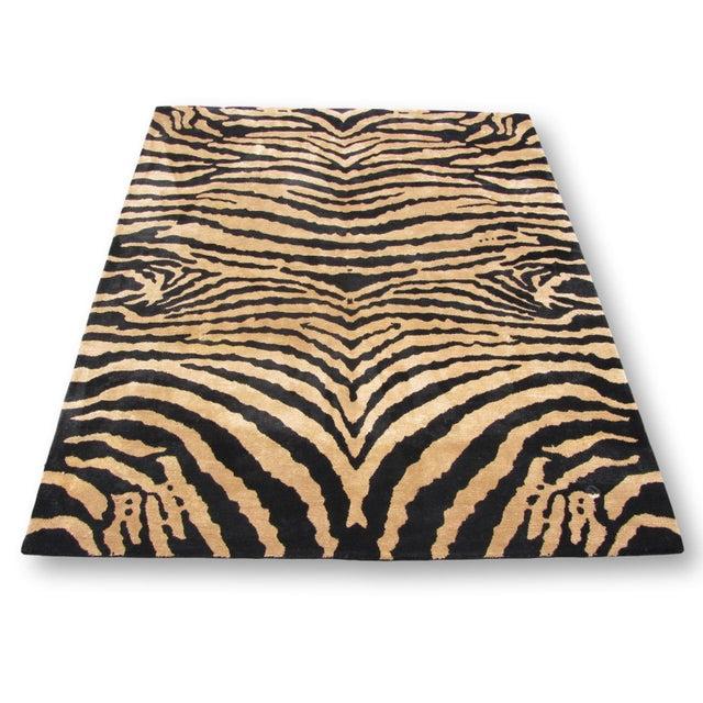 Safavieh Soho Zebra Rug - 7′6″ × 9′6″ - Image 2 of 4