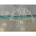 Image of Monumental Outdoor Wire Turtle Planter