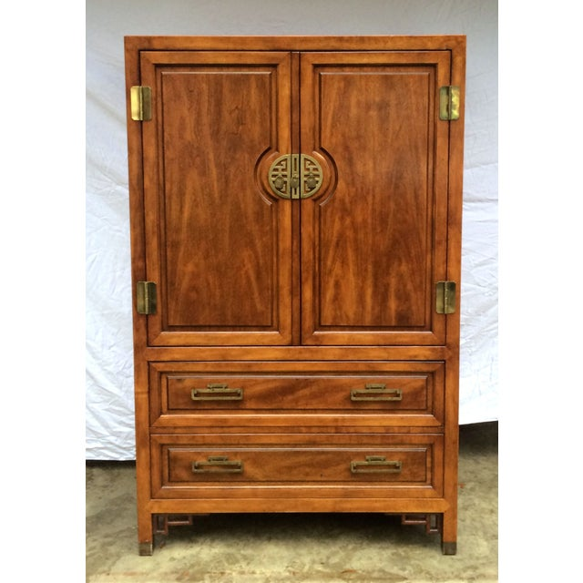 Asian Style Armoire 28