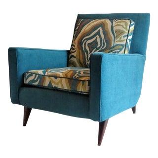 Mid-Century Low-Slung Chair