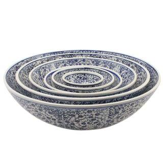 Golden Horn Bowls - Set of 6