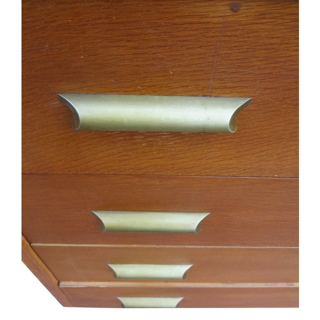 Image of Oakmasters Modern Chest - Pair