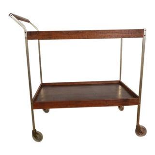Vintage Salton Mid-Century Bar Cart