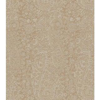 Torrington Paisley Sandalwood Fabric - 5 Yards