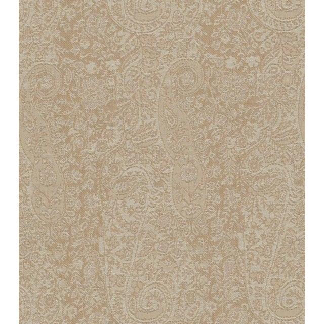 Torrington Paisley Sandalwood Fabric - 5 Yards - Image 1 of 2