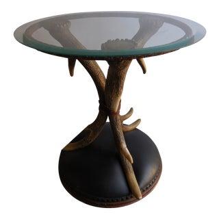 1930's Resin Antler Table