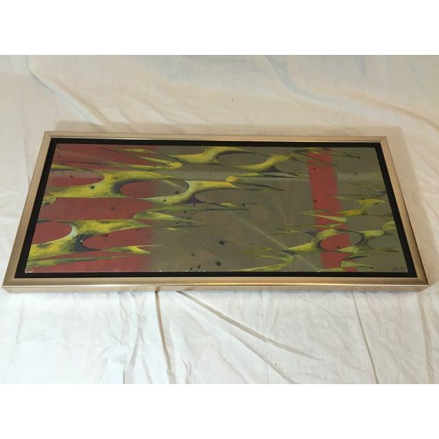 Jeffrey Bishop Original Oil on Canvas - Image 3 of 10