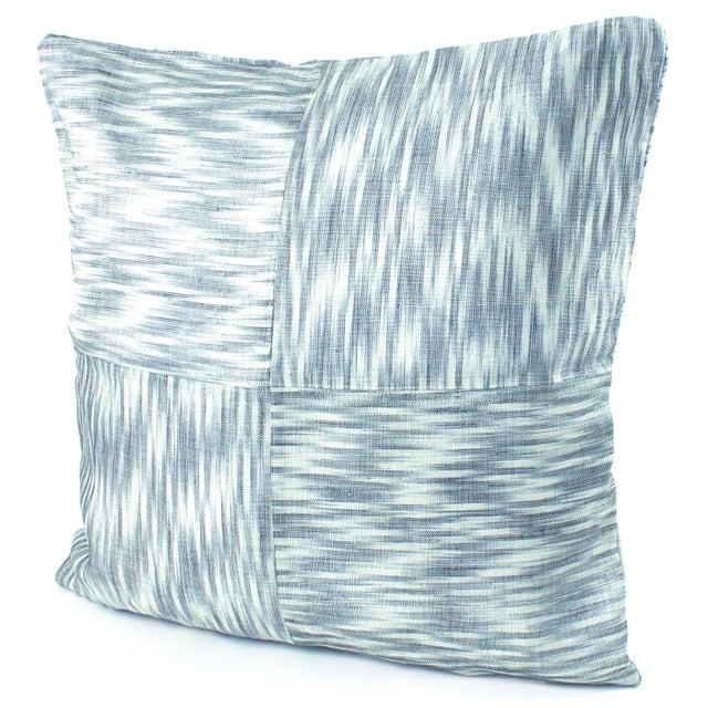Ikat Hinabol Pillows - Pair - Image 2 of 2