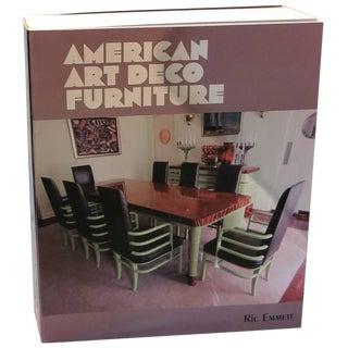 Ric Emmett American Art Deco Furniture Limited Edition Book