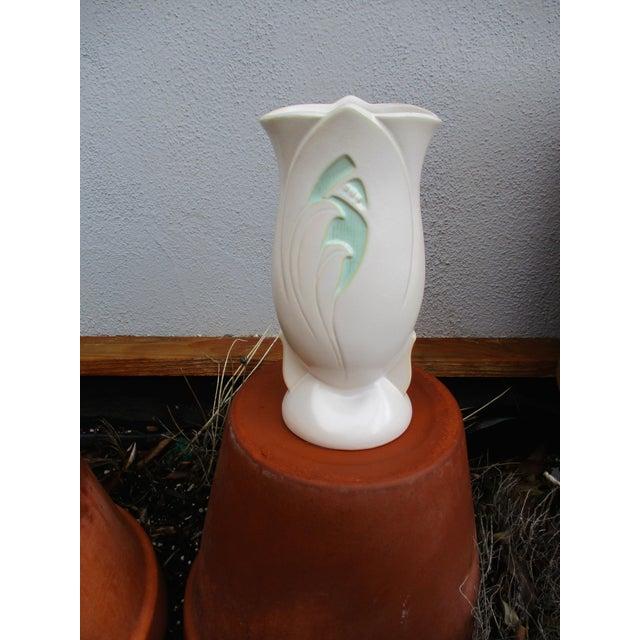 Roseville Silhouette Art Pottery Vase - Image 10 of 11