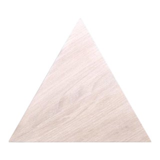 Magnetic Wood Triangle Wall Tile