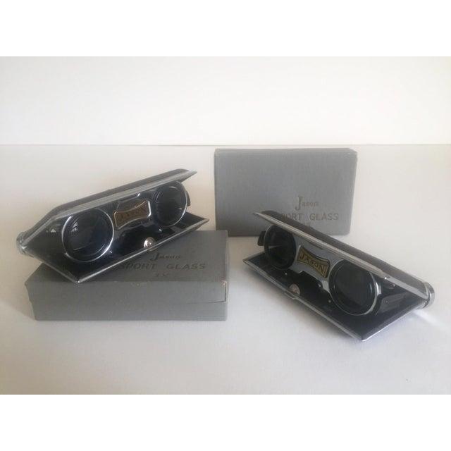 Image of Mid-Century Jason Sport Glasses Binoculars - A Pair