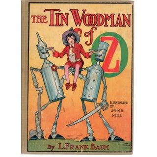 """""""The Tin Woodman of Oz"""" Book Circa 1918"""