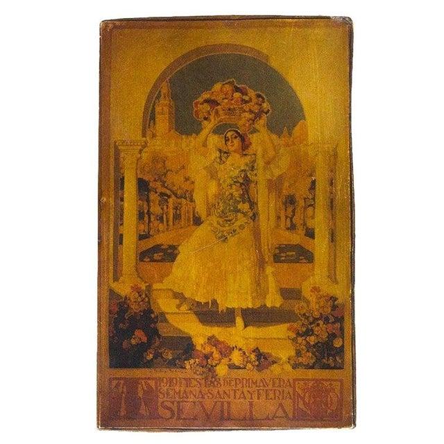 Image of 1919 Fiestas de Primavera en Sevilla Poster