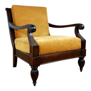 Richard Frinier Teak Chair