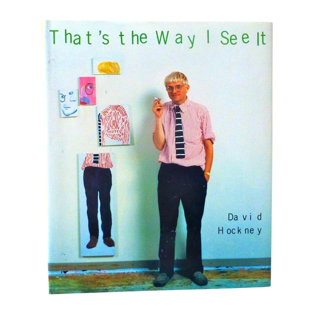 That's the Way I See It, David Hockney - Image 1 of 10