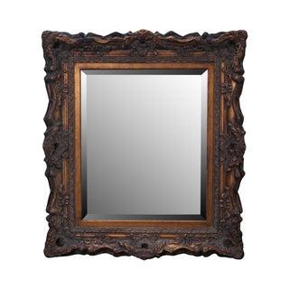 Maitland Smith Gilt Frame Beveled Wall Mirror