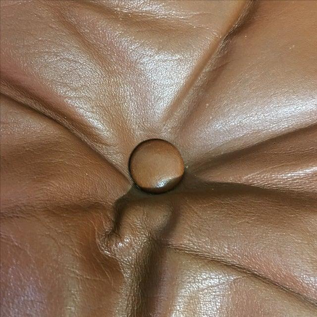 Westnofa Leather Siesta Chair - Image 8 of 11