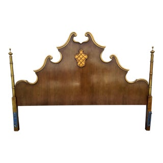 French Louis XVI Style King Size Headboard