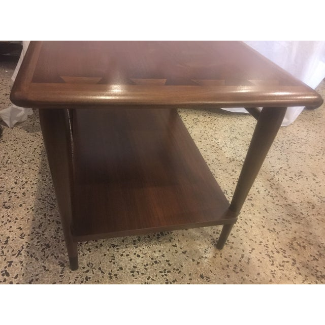 Lane Acclaim End Tables - A Pair - Image 4 of 5