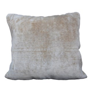 Turkish Silky Wool Pillow Cover