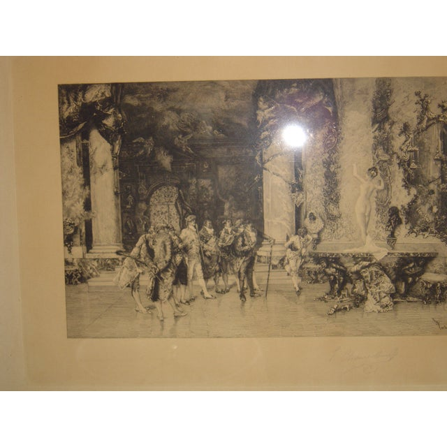 19th C Engraving - Signed/Numbered - Image 4 of 4