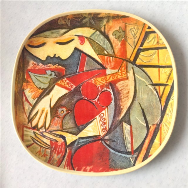"Picasso Collector's Plate ""Farmer's Wife"" - Image 2 of 5"