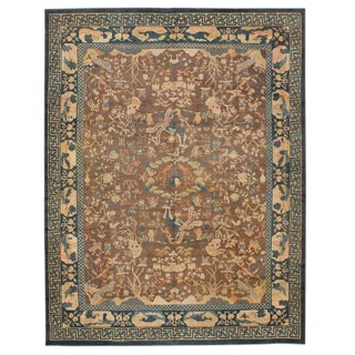 Exceptional Antique Chinese Carpet