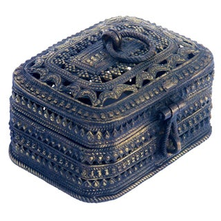 Decorative Brass Box