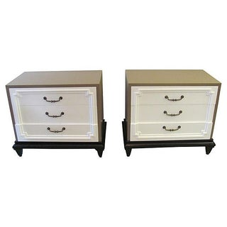 Contemporary Nightstands - A Pair