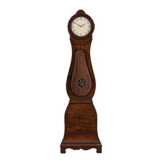 1835 Swedish Mora Clock
