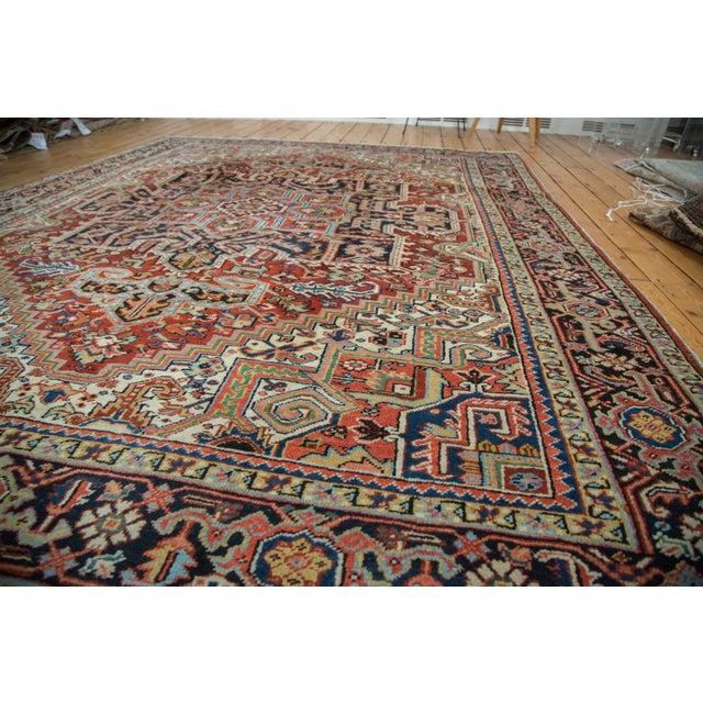 "Traditional Vintage Heriz Carpet - 8'2"" X 10'4"" - Image 5 of 10"