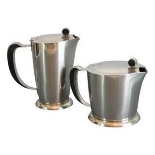 Mid-Century Swedish Coffee and Tea Pot Set