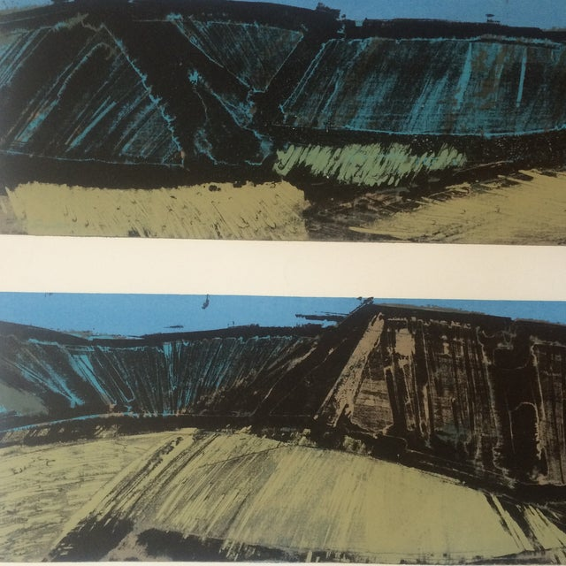 Image of Panorama 1960's Serigraph
