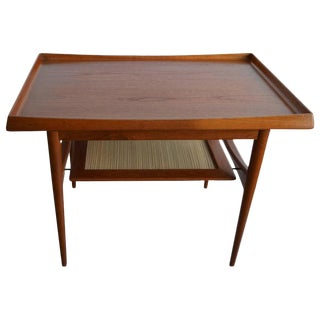 Moreddi Danish Modern Teak Side Table
