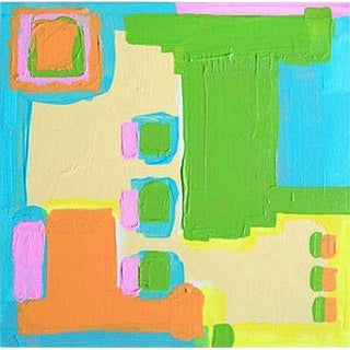 Linnea Heide 'FUNTiME' Original Abstract Painting