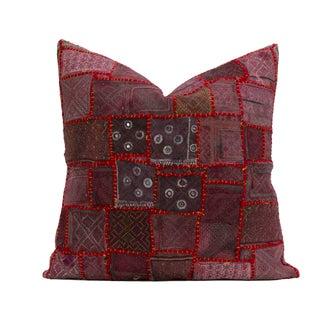 Purple Heer Jaisalmer Pillow Case