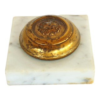 Antique Door Knob Paperweight