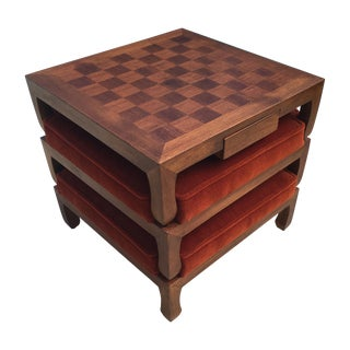 Wei Chi Chess Stacking Stools & Table - Set of 3