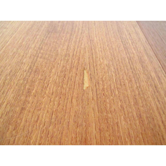 Mid-Century Teak Conference Table & 14 Eric Buck Dining Chairs - Image 6 of 10