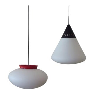 Pendant Lamps by Alessandro Pianon for Vistosi