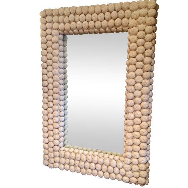 Image of Made Goods Resin Sea Urchin Mirror