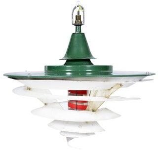 "Poul Henningsen ""Tivoli"" Lamp"