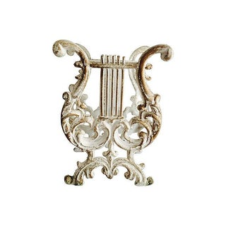 Iron Lyre Magazine Holder