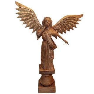 Late 19th Century Ecclesiastic Angel