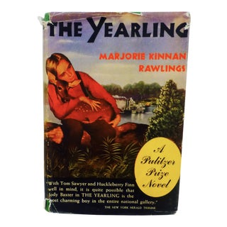 'The Yearling' Hardcover Book