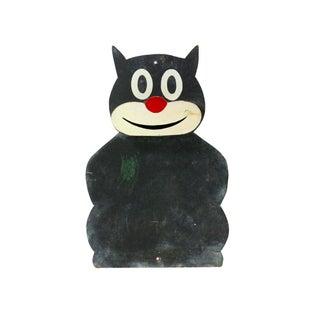 1920s Felix the Cat Chalkboard